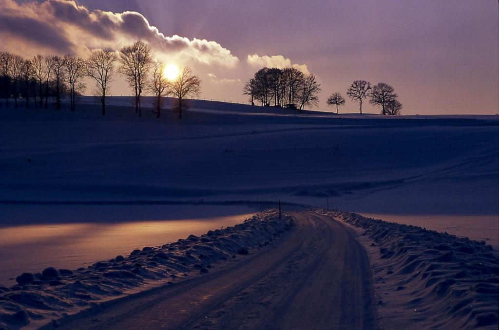 Paysages d'hiver 07