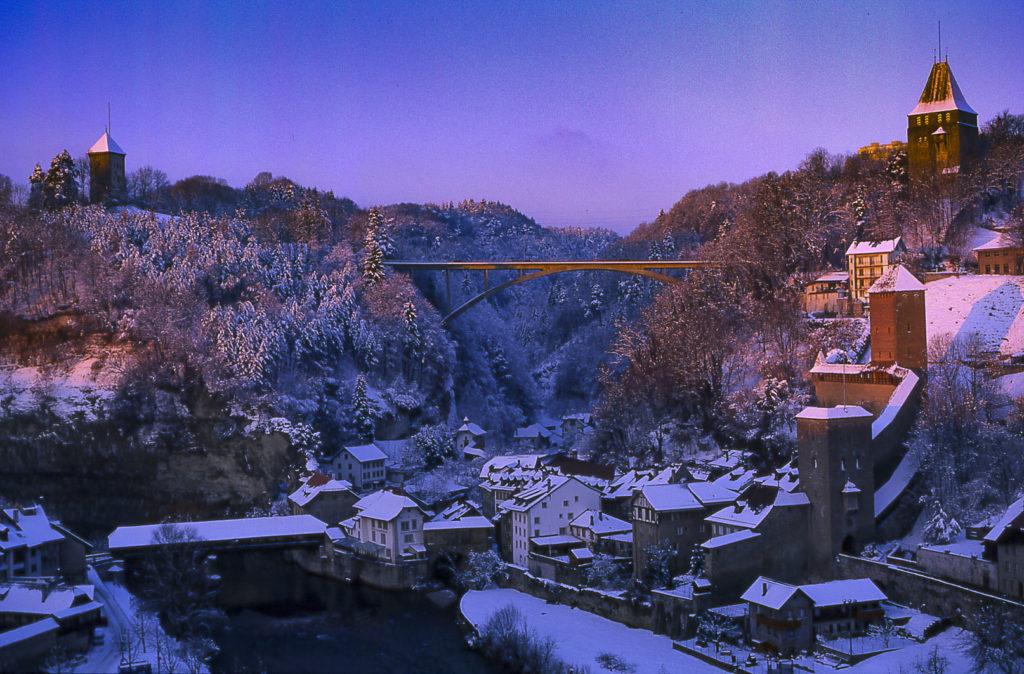 Paysages d'hiver 08